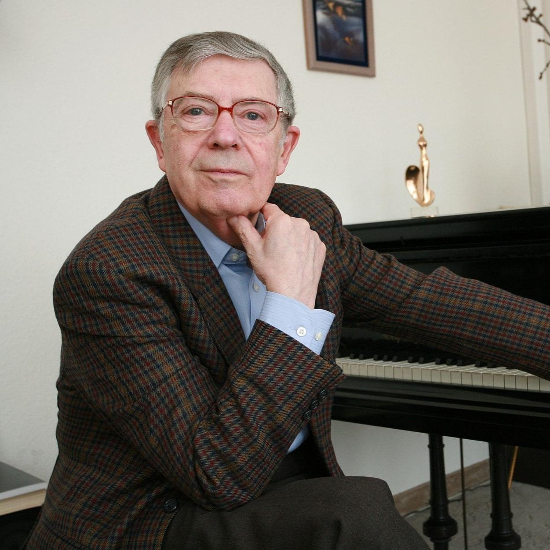 Elhunyt Gonda János Széchenyi- és Erkel-díjas zenepedagógus, zongoraművész